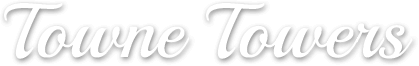 Towne Towers logo
